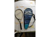 "Slazenger kid's tennis racket - 25"", with carry bag"