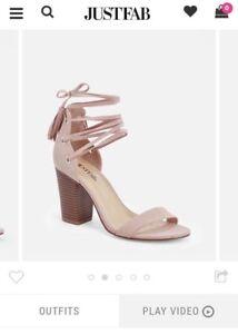 JustFab Shoes (NEW) great xmas gift