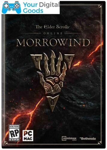 The Elder Scrolls Online: Morrowind Mac|Windows ELOX1APCPENA