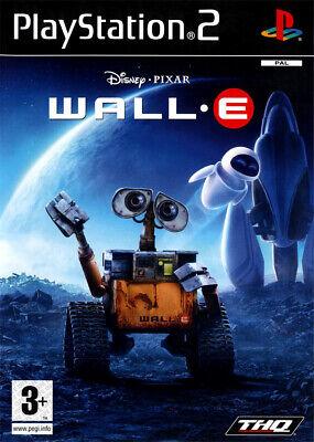 DISNEY WALL-E / SONY PS2 / NEUF SOUS BLISTER D'ORIGINE / VERSION...