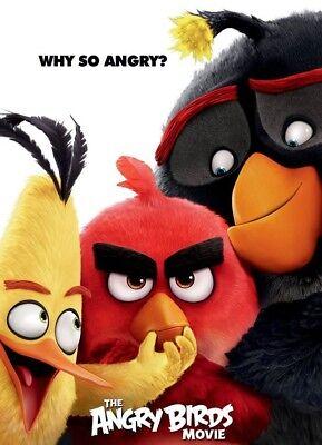 Bird Movie For Kids (arabic cartoon dvd for kids ANGRY BIRDS MOVIE 2016 proper arabic (fus-ha) فيلم)