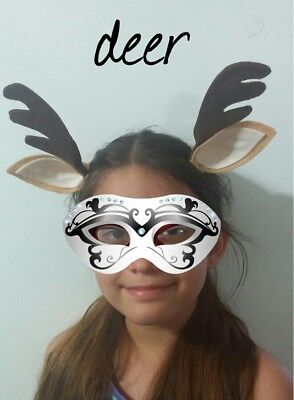 Animal Ear Deer Hair Clip