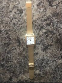 Larsson and Jennings Gold Norse Watch
