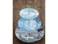 'Whitby' Cake Stand (from Avoca) Brand New