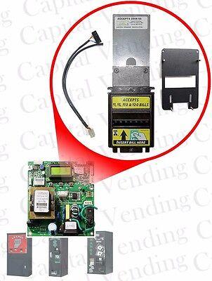 1 - 20 Validator Update Kit American Changers That Has Universal Control Bd