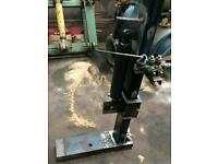 Log splitter hydraulic firewood