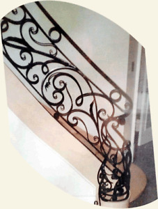 Ornamental ironworks business and unit for sale