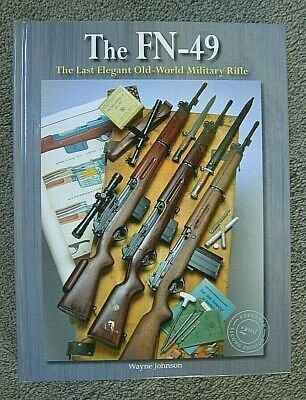 FN-49 Wayne Johnson  **ALL NEW & EXPANDED SECOND EDITION**