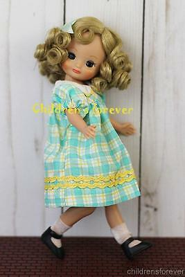 """Robert Tonner Tiny Betsy McCall Yesteryear 8"""" Collectors Doll Articulated RARE"""