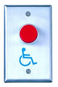 Weekly Promotion! Camden CM-8000R Medium Duty Vandal Resistant Push Buttons(Extended Button) Wholesale & Retail! www.fa