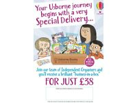 Usborne Work from home opportunity