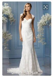 New wedding gown size 2 us (fits Aus 8-10) Newnham Launceston Area Preview