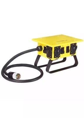 Cep 6508g Power Distribution Box 50 Ac 4 L5-20r