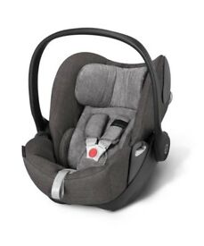 Cybex Cloud Q Car seat & Isofix