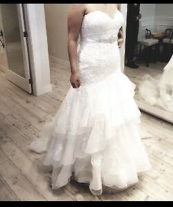 Stella York Wedding Gown Size 16/18