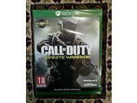 Call Of Duty: Infinite Warfare (Xbox One) [New & Sealed]