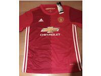 Kids Manchester United Home Kit 2016/17 - Ibrahimovic