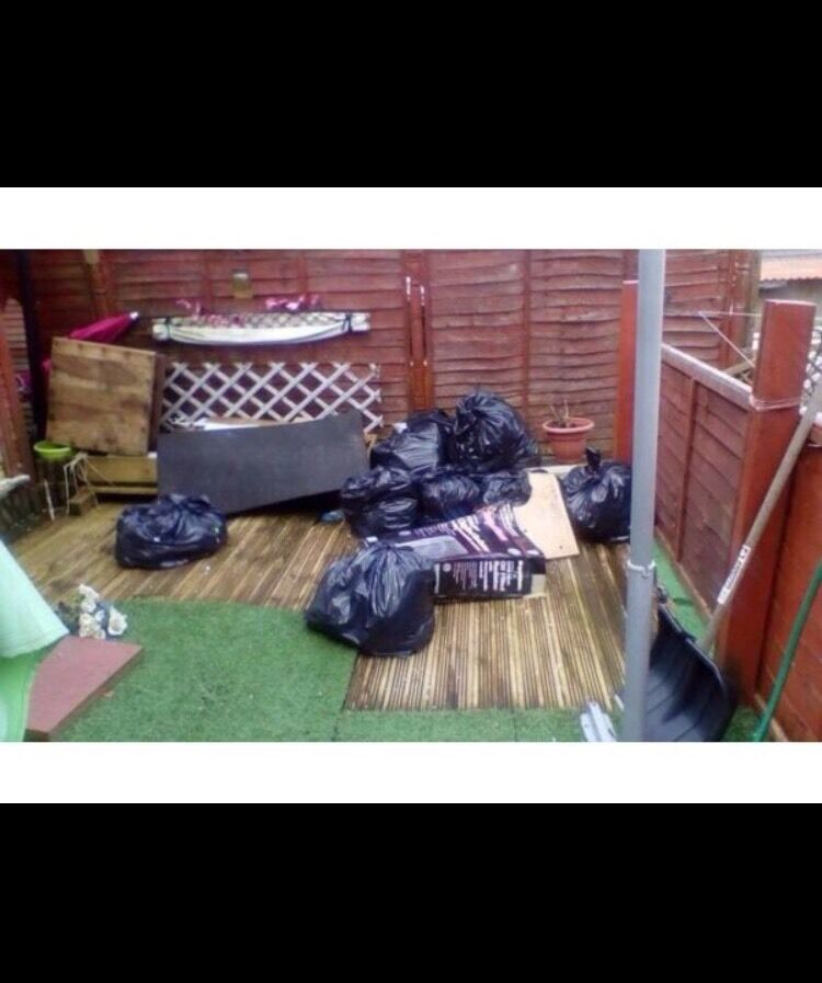 Waste / Rubbish Removal House / Garden Clearance