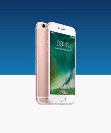 IPhone 6s Rose Gold 64gb vodafone