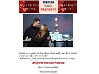 PHOTOGRAPHY: FREE MINI SESSION VALENTINE COUPLES SPECIAL!!!