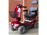 Shoprider Cadiz 8mph Large Mobility Scooter