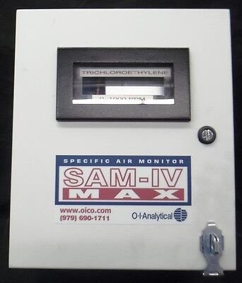 O-i Analytical Refridgerant Monitor Sam-iv Max 63-r000-01 A734995996