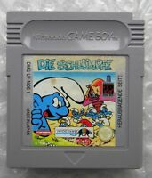 Die Schlumpfe The Smurf I Puffi Dmg Uf Noe 1 Nintendo Game Boy Cartuccia Gioco - game boy - ebay.it