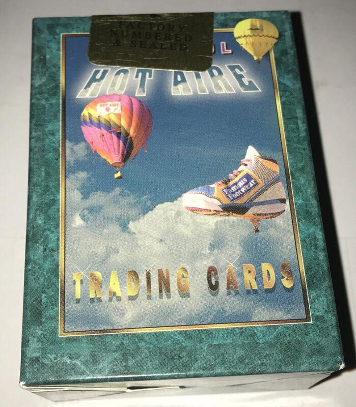 albuquerque international balloon fiesta Trading Card Set