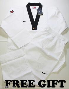 NIKE-TaeKwonDo-TKD-BASIC-POOMSAE-Uniform-Uniforms-Dan-Dobok-WTF-TKD-Korean