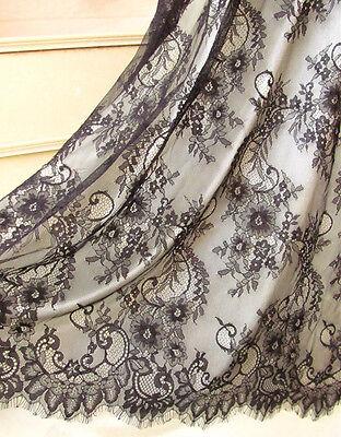 Chantilly Blumenmuster Tanzend Kleid Spitze Stoff Wimper Kostüm Hochzeit - Tanz Kostüm Muster