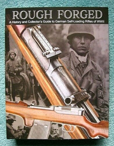 """ROUGH FORGED - Darrin Weaver  **AUTHOR SIGNED BOOKS**  (No """"Sticky"""" Labels)"""