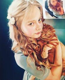 Painting & darwing classes(adults/chlidren)oil paint,charcoal,pastel,pencil,portrait,lands