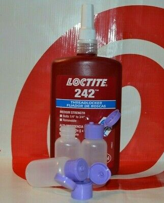 New Loctite 242 20ml Med Strength I Buy Bulk So You Dont Have To