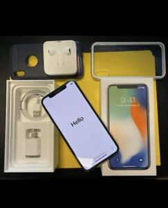 Mint_iPhone X, 64Gb & factory unlocked 10/10 condition