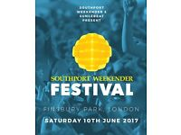 Southport Weekender Festival 2017