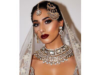 PROFESSIONAL MAKEUP ARTIST SPECIALISING IN ASIAN AND PAKISTAN/INDIAN WEDDING