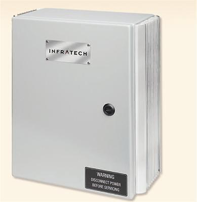 Infratech Heater 2 Relay Control Panel Part 30-4052 NEW