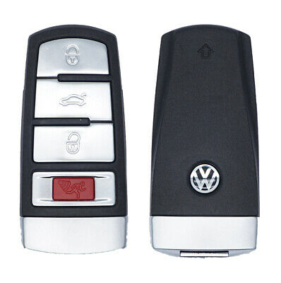 OEM VOLKSWAGEN VW 06-10 PASSAT SMART KEY KEYLESS REMOTE ENTRY PROXIMITY FOB