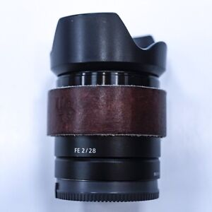 FREE STRAP W/PURCHASE SONY 28MM F2.8 FE MOUNT