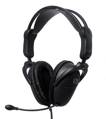 SteelSeries 3H USB Gaming PC Headset Black Headband Headset 61008