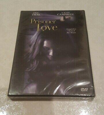 Prisoner of Love (DVD, 1999) Rare OOP Naomi Campbell Region 1 USA Brand New!