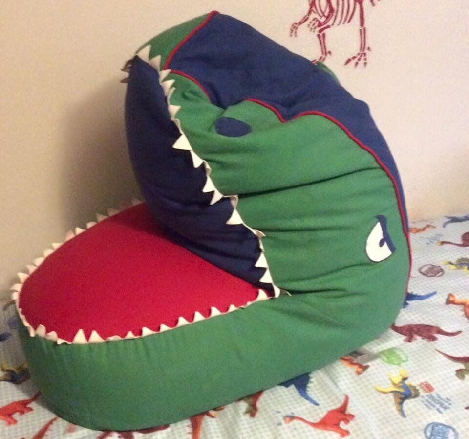 Next Dinosaur Beanbag Chair