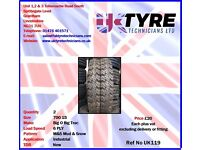700 15 New Industrial Tyres