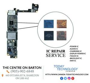 Professional Apple iPhone Samsung LG Touch, Power, Display, Wifi, Charging, Backlight  IC Repair Service