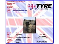 355 55 625 Used Industrial Tyres