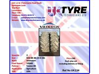 520 85 38 (20 8 38) Used Tractor Tyres