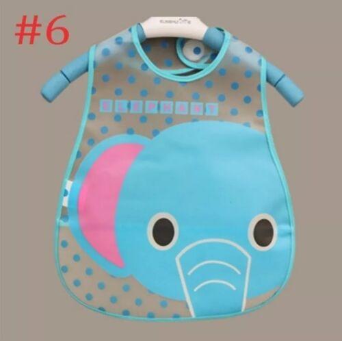 Baby Lätzchen Wasserdicht & Abwaschbar