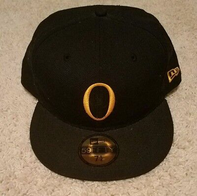 VINTAGE Baltimore Orioles Fitted 7 5/8 Hat Cap Cooperstown Collection