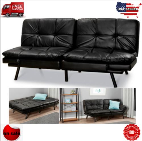 full size memory foam futon sofa bed