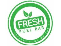 chef healthy food Manchester
